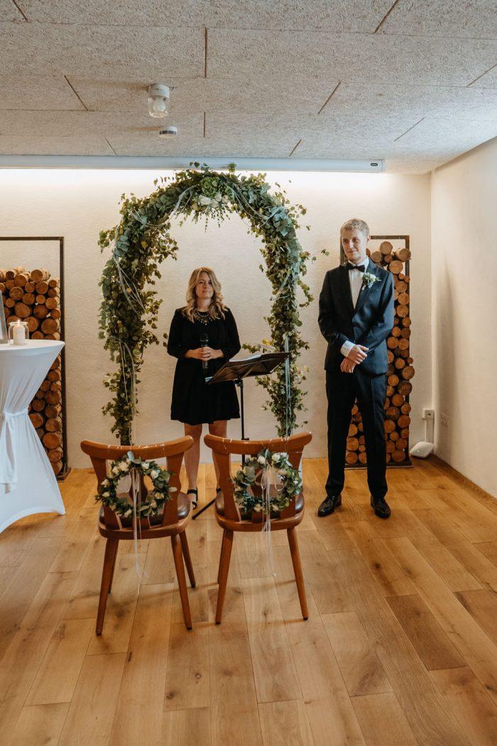 Nici Schwab - Wedding